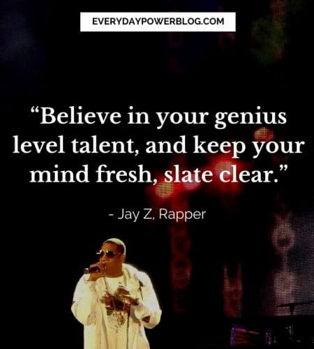 Positive Jay Z Quotes
