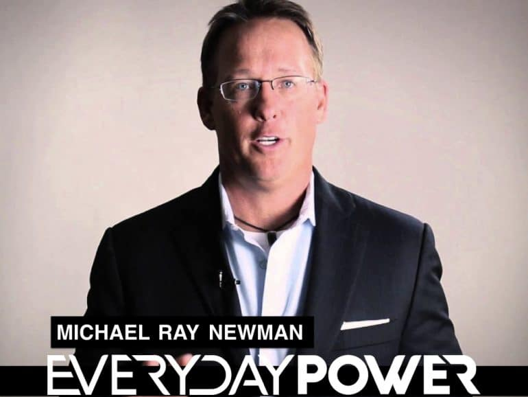 michael ray newman interview on everyday power blog