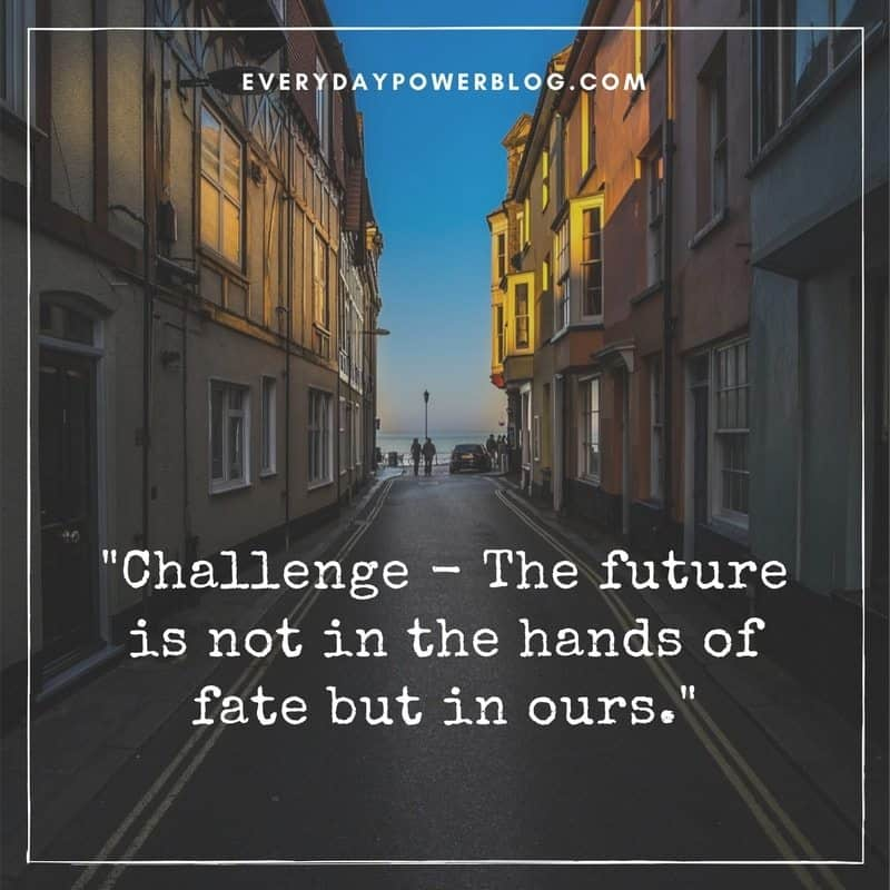 challenge quotes about love