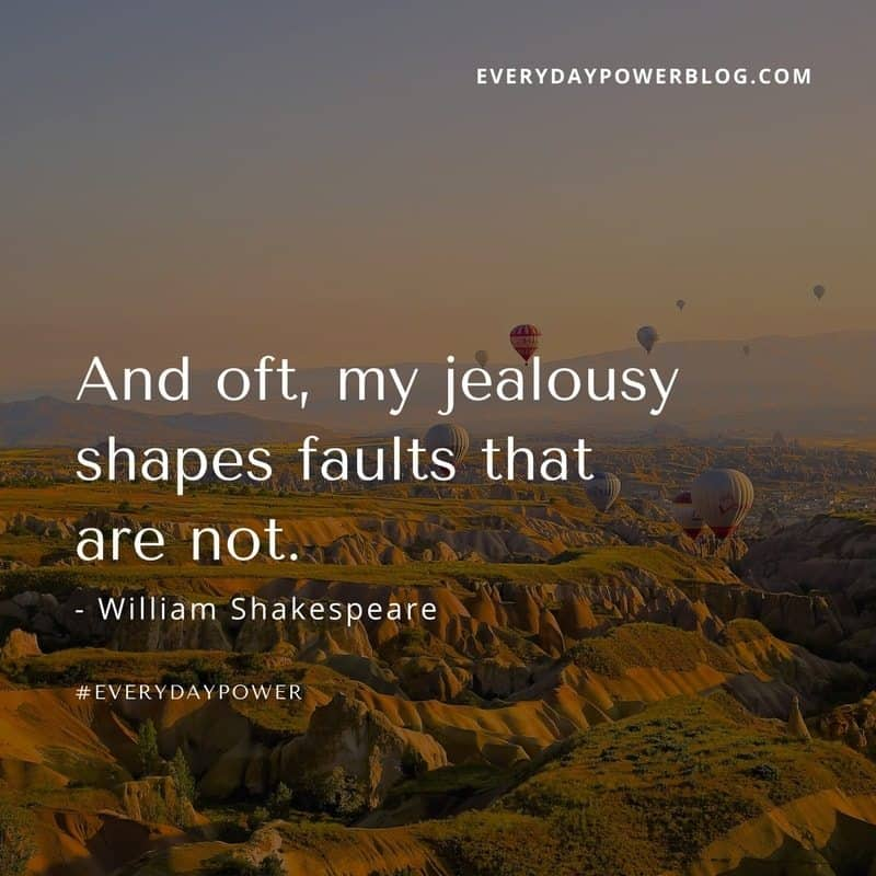 100 Jealousy Quotes About Dealing With Envy Updated 2019