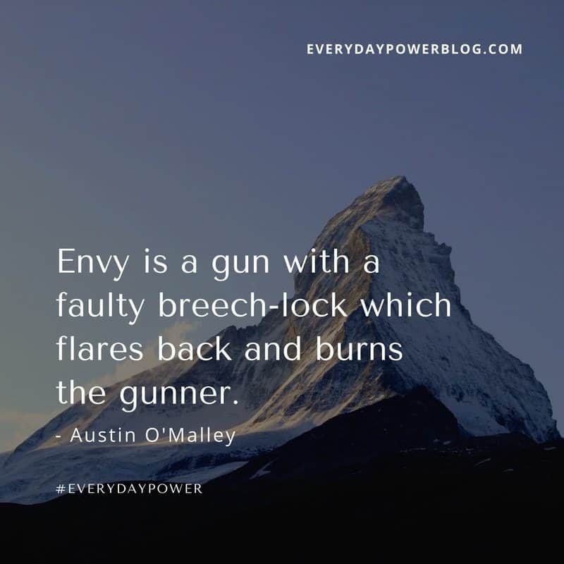 100 Jealousy Quotes About Dealing With Envy 2019