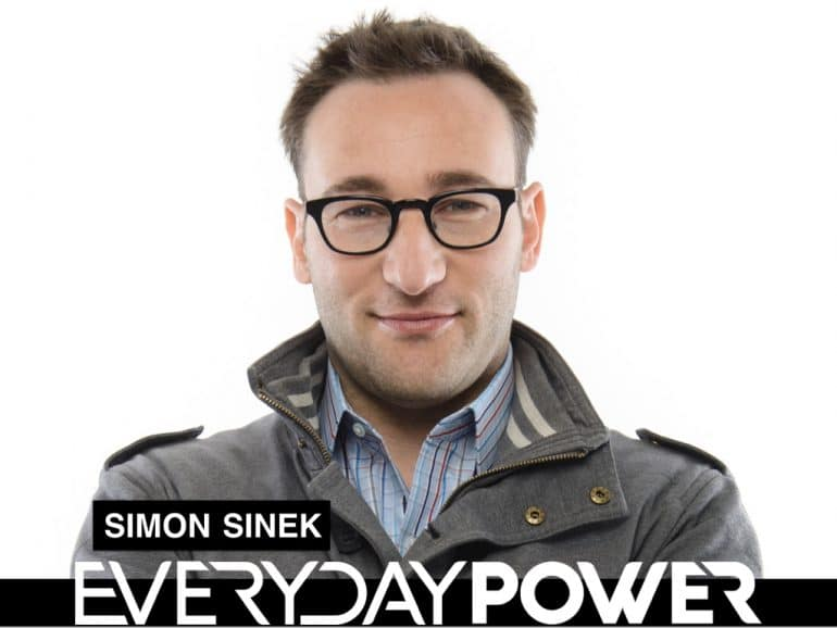 simon sinek interview on everyday power