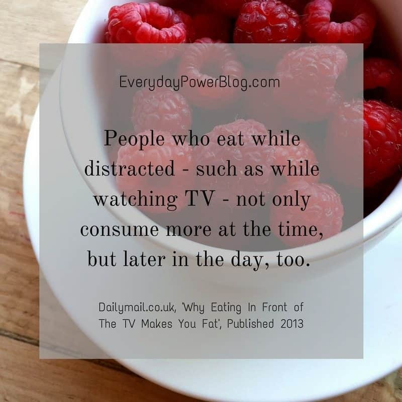 Benefits of Not Watching TV