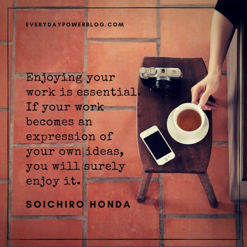 Inspirational Soichiro Honda Quotes