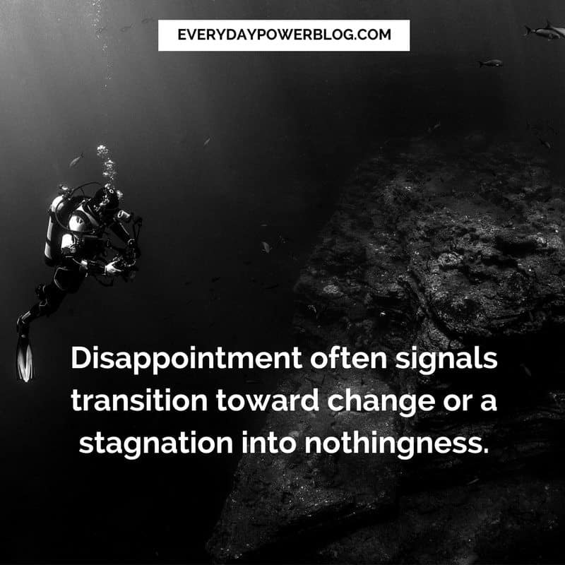 105 Disappointment Quotes On Bouncing Back 2019