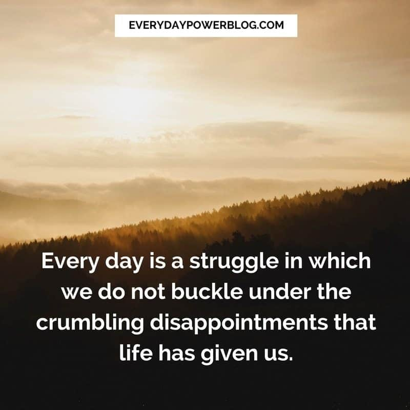 105 Disappointment Quotes On Bouncing Back Updated 2019