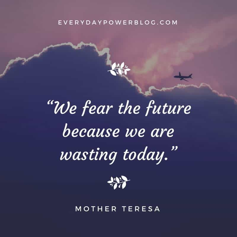 Most Inspiring Quotes by Mother Teresa