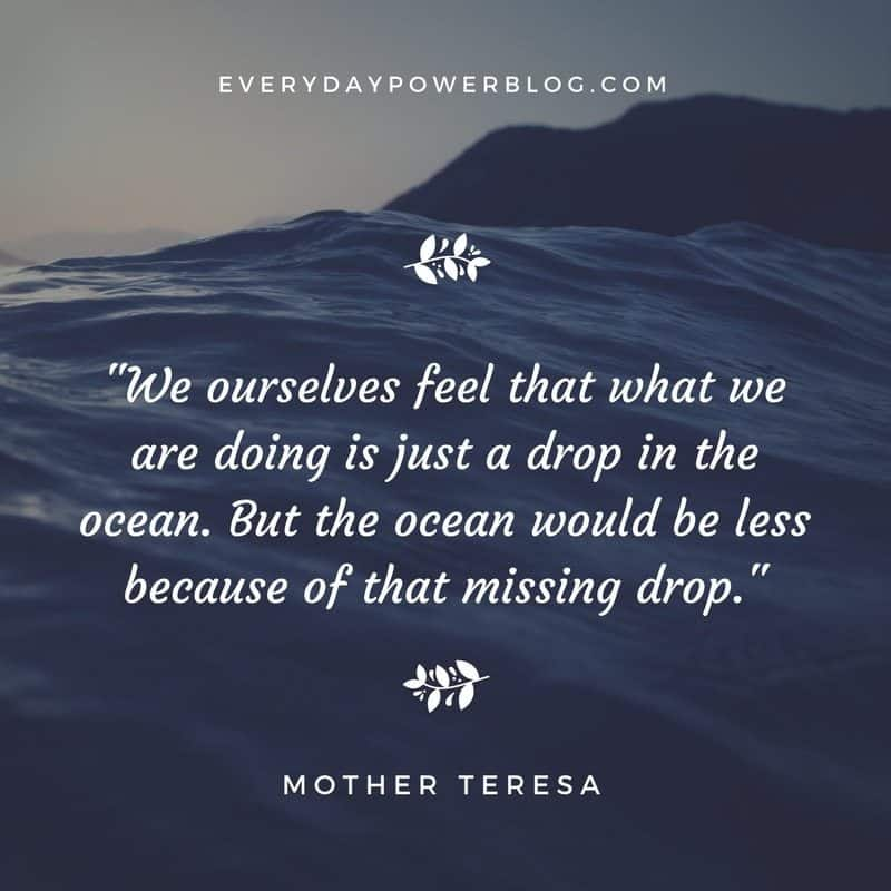 Value Of A Mother Quotes: 50 Mother Teresa Quotes On Kindness, Love & Charity