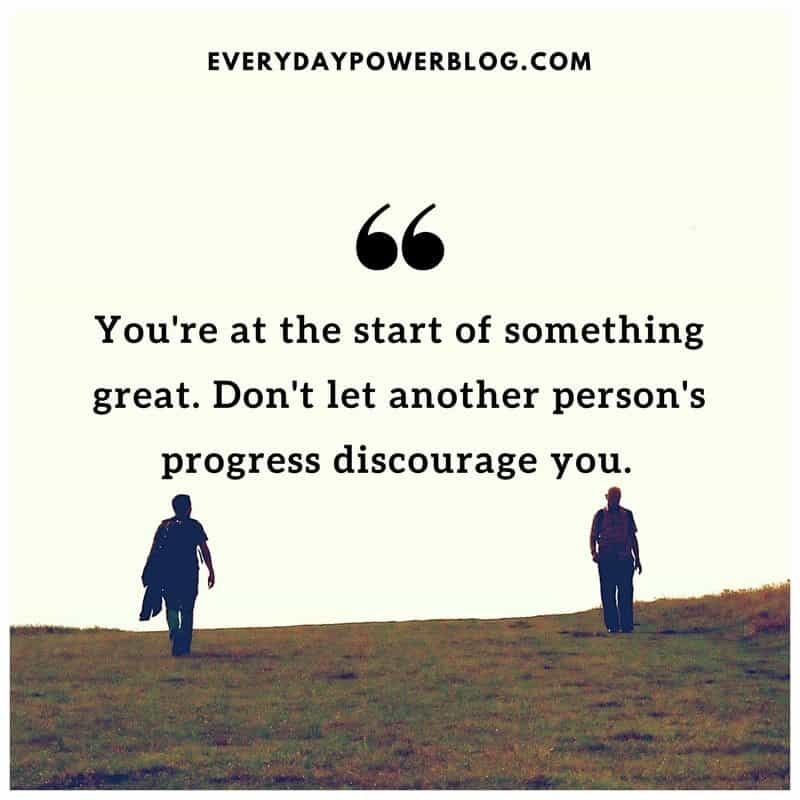 best quotes about comparison to others everyday power