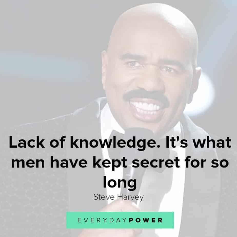 Steve Harvey Quotes on Success