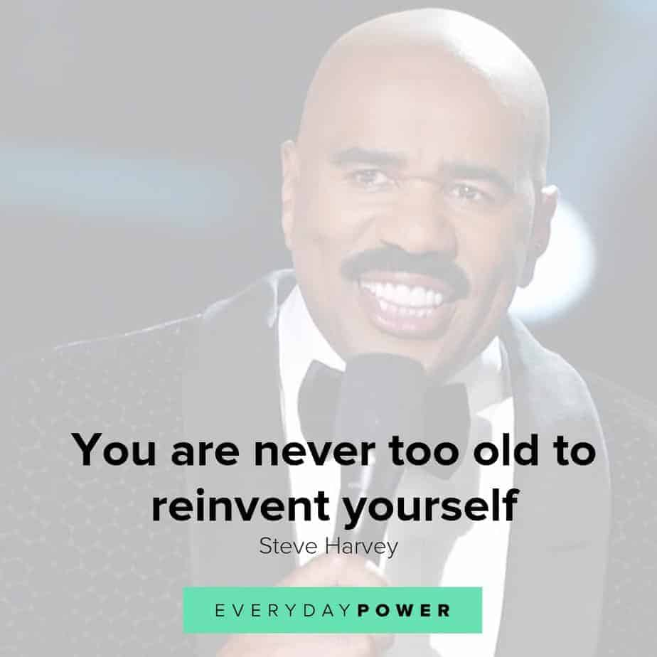 Steve Harvey Quotes On Success, Faith and Relationships