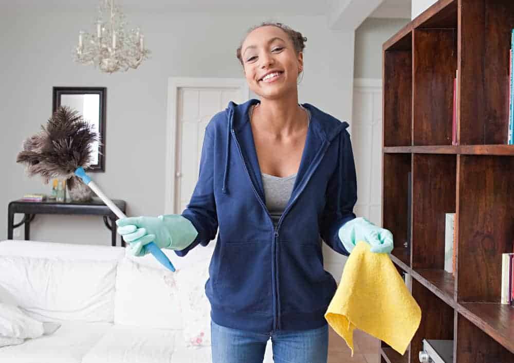 How To Spring Clean Your Life for a Better Frame of Mind