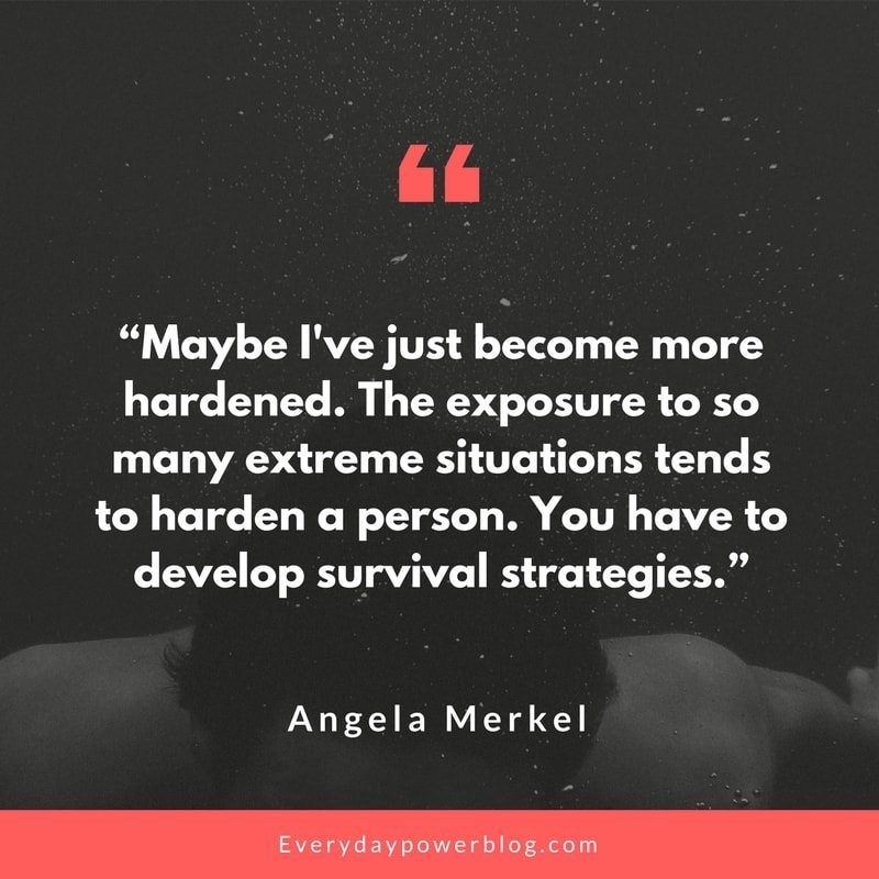 Powerful Angela Merkel Quotes On Leadership