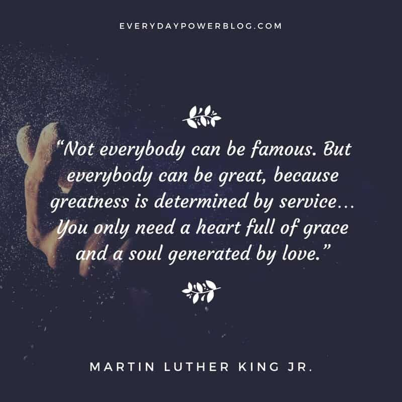 Inspiring Quotes by Martin Luther King Jr.