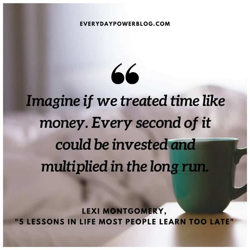 Lessons in Life Most People Learn Too Late