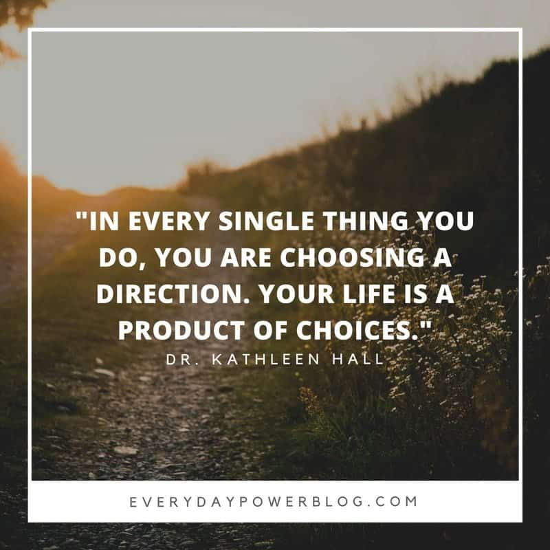 33 Choices Consequences Quotes To Fire You Up 2019