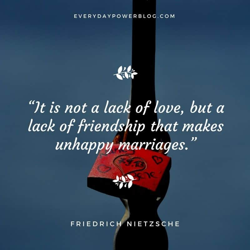 70 Marriage Quotes On Communication & Teamwork