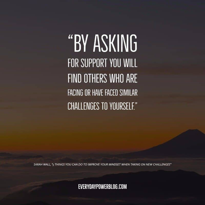 Improve Your Mindset When Taking On New Challenges