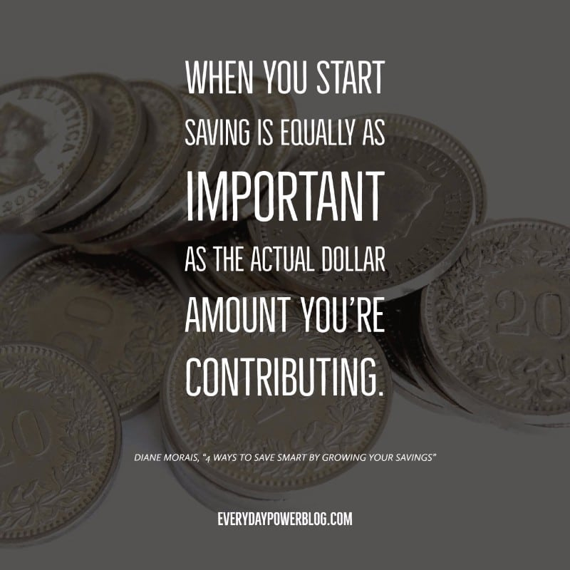 Save Smart By Growing Your Savings