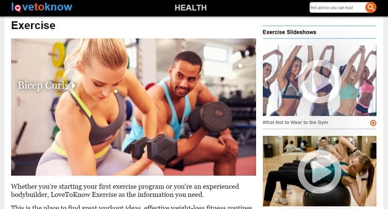 Websites to Get an Awesome Free Workout