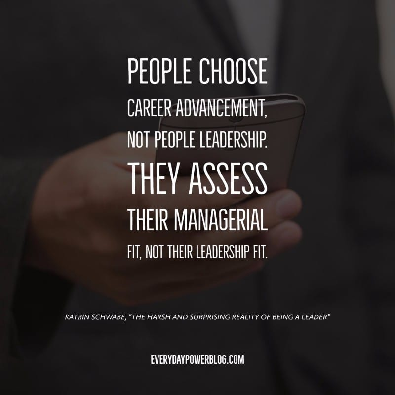 Harsh and Surprising Reality of Being a Leader