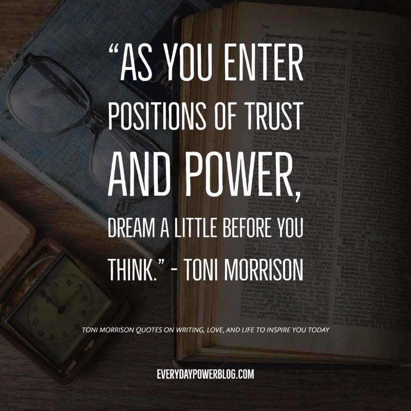 40 Toni Morrison Quotes On Writing Love Life 2019