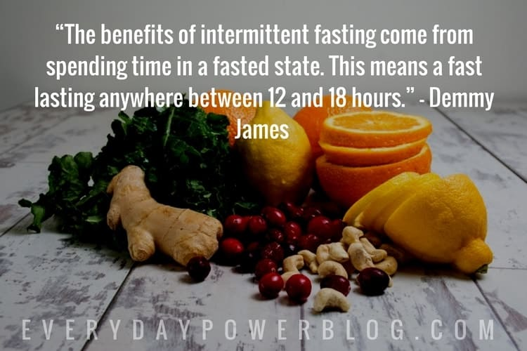 Everything on Intermittent Fasting
