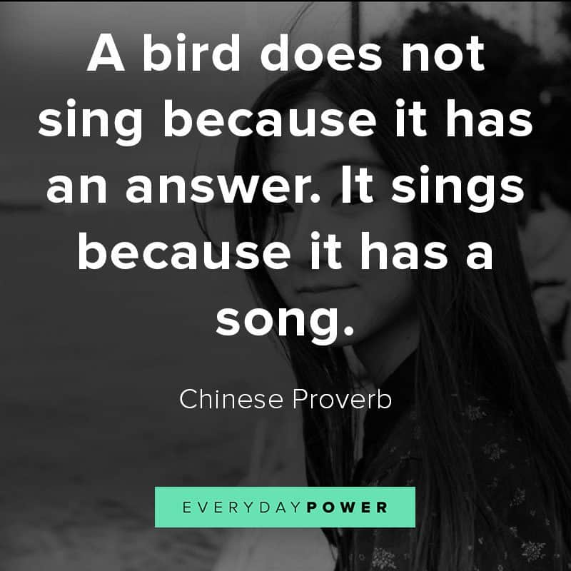 35 Ancient Chinese Proverbs and Quotes on Love, Life ...  |Chinese Sayings And Quotes