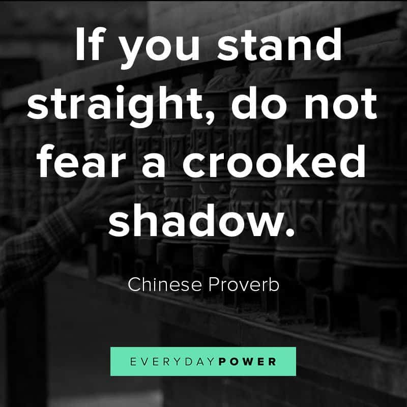Chinese proverbs about friendship