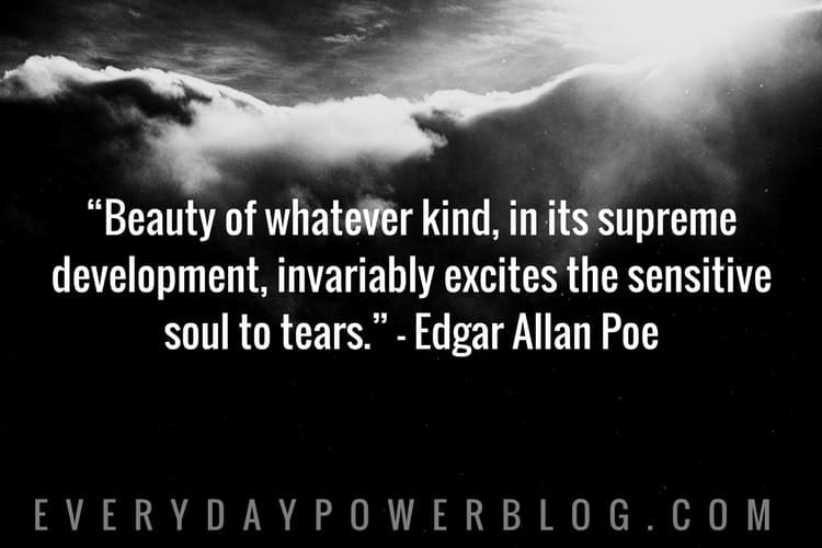 Edgar Allan Poe Life Quotes Beauteous 30 Powerful Edgar Allan Poe Quotes About Life From His Books And Poems