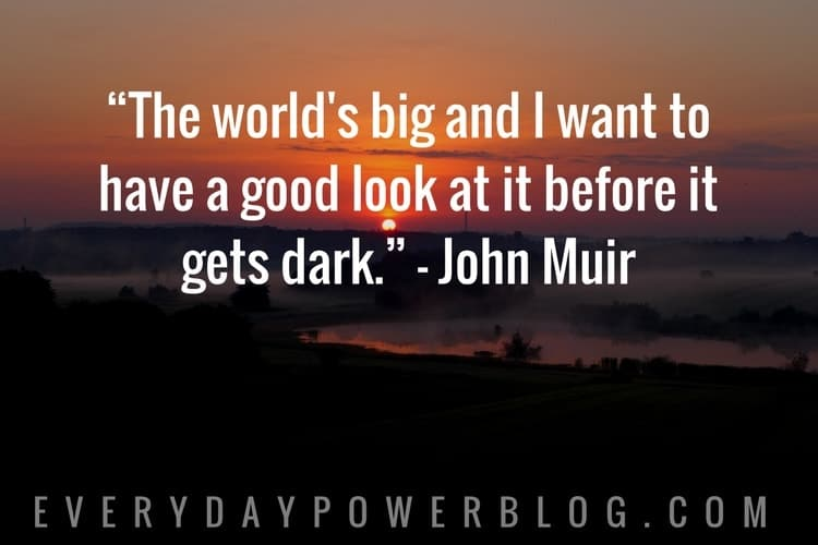 best Nature Quotes about earth day