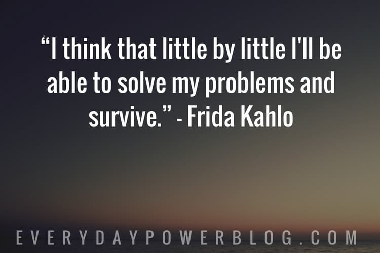 Quotes About Living Through Hard Times: 50 Uplifting Quotes About Overcoming Tough Times (2019