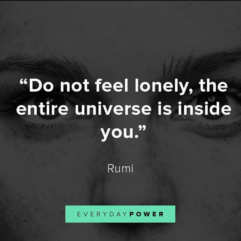 Rumi Love Quotes Mesmerizing 48 Rumi Quotes About Love Life And Light Everyday Power