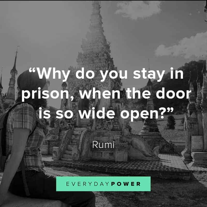 Rumi quotes about travel and fun