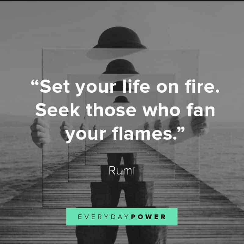 Rumi Quotes about strength