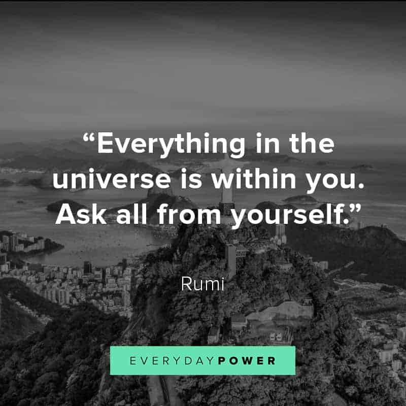 Love Rumi Quotes About Time Everyday Power 70 Rumi Quotes About Love Life And Light 2019