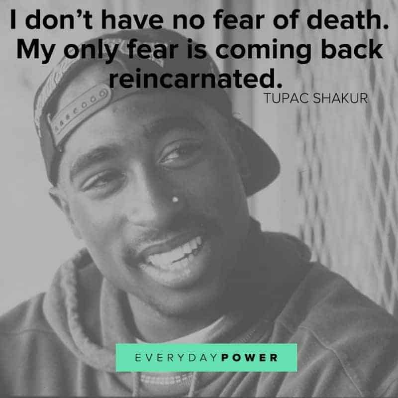 tupac quotes about thug life