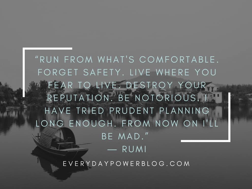 Quotes To Live Life By Rumi Quotes From His Poems About Love And Life That Will Inspire You