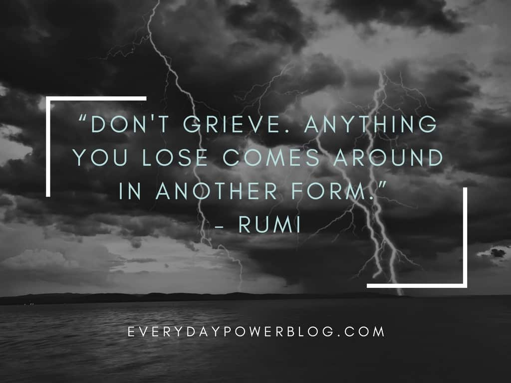 Quotes On Death Rumi Quotes From His Poems About Love And Life That Will Inspire You