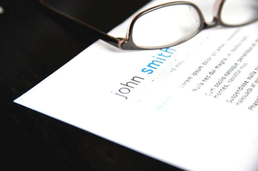 Before You Use a Resume Builder