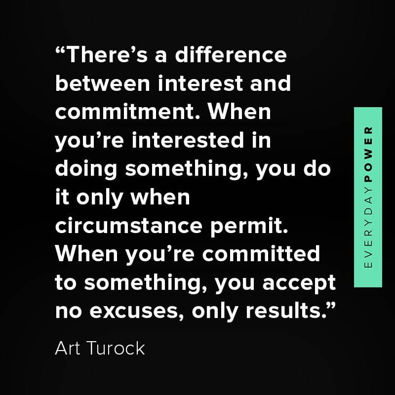 Commitment quotes about perseverance