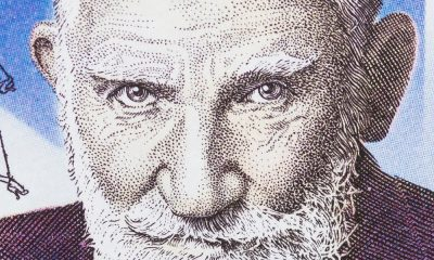George Bernard Shaw quotes on life, love, and change