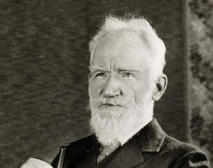 50 George Bernard Shaw quotes on life, love, and change