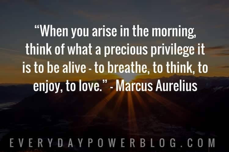 55 Morning Quotes To Help You Seize The Day 2019