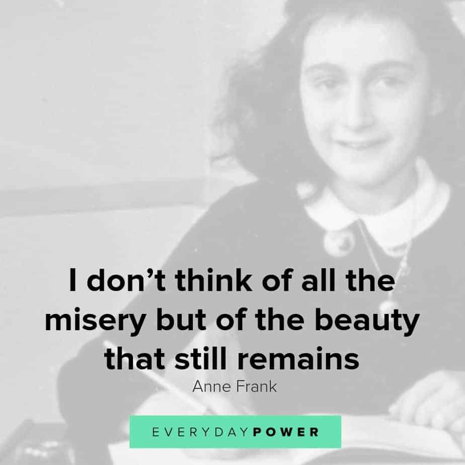 inspirational anne frank quotes