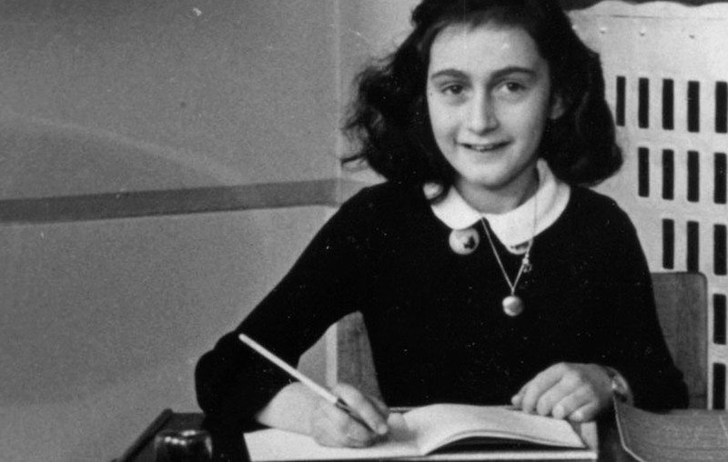 Anne Frank Quotes about humanity