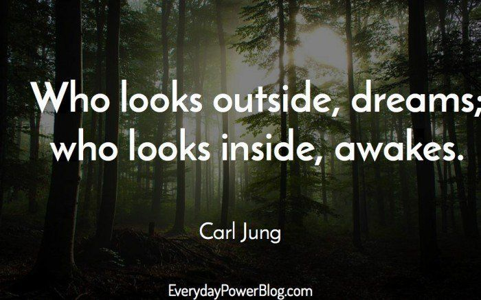 25 Carl Jung Quotes About Living With Power