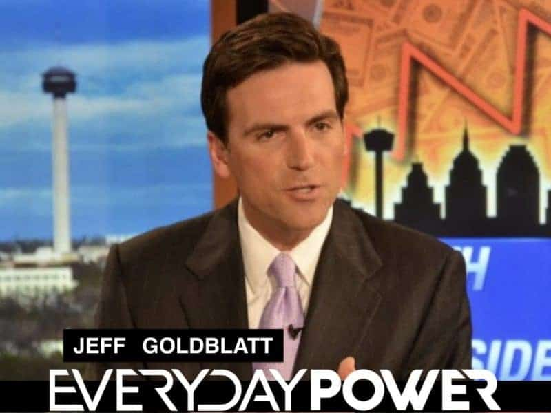 tell your story - Jeff Goldblatt interview