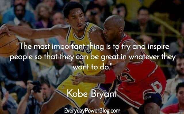 20 Kobe Bryant Quotes On Being Successful (2019)