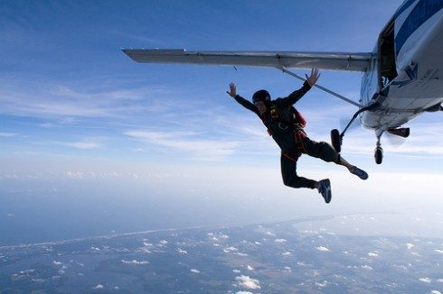 taking risks in life
